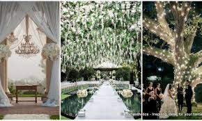 stunningly wedding 26 stunningly beautiful decor ideas for indoor and