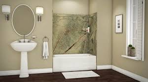 Phoenix Bathroom Renovations Edmonton by Sentrel Shower And Tub Wall Products