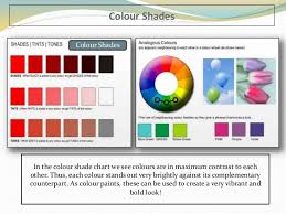 Colour Shades Colour Paints