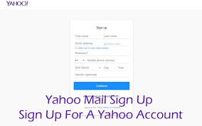 mail yahoo basic yahoo mail sign up sign up for a yahoo account tecng