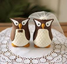 owl cake toppers owl wedding cake toppers the wedding specialiststhe wedding
