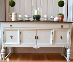 Vintage Buffets Sideboards Sideboards Astonishing White Buffets And Sideboards White