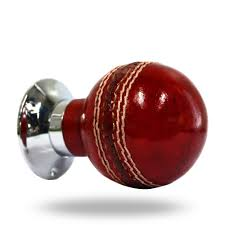 mortice glass door knobs cricket ball leather mortice knob