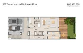 3 Bedroom Floor Plans by 3 Bedroom Country Floor Plan House Plans