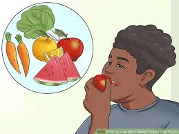how to lose more weight eating raw foods 11 steps with pictures