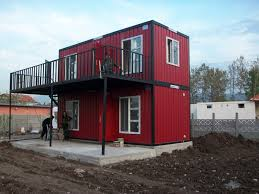Shipping Container Home by Simple Shipping Container Homes Container House Design