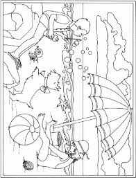 summer printable coloring page summer printable coloring pages