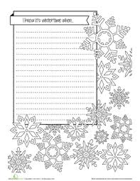 christmas reading and writing practice for 2nd grade education com