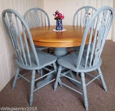 shabby chic round dining table alluring shabby chic round dining table and chairs cool home