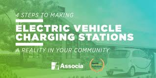 build your own ev charging station 4 steps to making electric vehicle charging stations a reality in