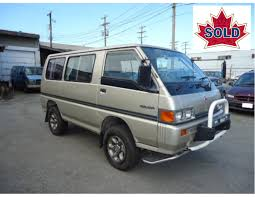 mitsubishi usa 1988 delica l300 diesel 5spd 124k for usa amazing auto imports