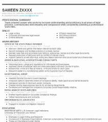 Resume Examples For Lawyers by Legal Resume Legal Secretary Resume Best Legal Secretary Resume
