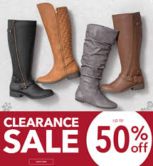 50 clearance sale at payless shoes starting at 5