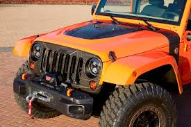 orange jeep wrangler jeep wrangler moab concepts are all do able via latest mopar
