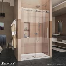 Stainless Steel Shower Stall Shower Shower Doors And Shower Stalls At Lowe U0027s
