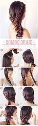 20 easy no heat summer hairstyle tutorials for long hair gurl com