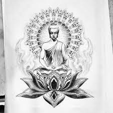 Buddhist Flower Tattoo - 410 best tattoo art images on pinterest tatoo tattoo art and