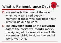 remembrance day we honour all our troops ones fallen and ones
