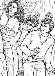 harry potter coloring page 17 coloring pages