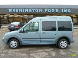 ford transit wagon 2012 winter blue metallic ford transit connect xlt premium wagon