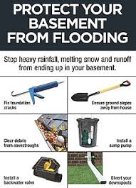 How To Stop Your Basement From Flooding - flood protection in toronto mister plumber expert 1