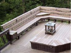 guard requirements for fixed seating professional deck builder