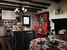 white rustic kitchen with island design ideas come with white