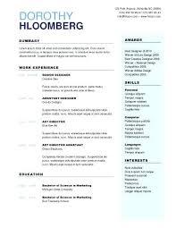 modern resume template word 2007 resume template modern modern and professional resume templates