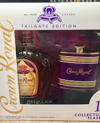 crown royal gift set crown royal 750ml gift sets with lsu or bayouside liquor