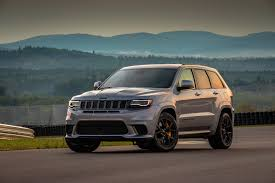 jeep trackhawk 2018 jeep grand cherokee trackhawk redesign release date new