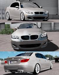 e60 bmw 5 series bmw 5 series e60 pack error corrected fix ets 2 mods
