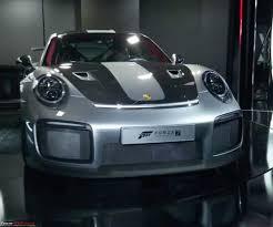 2018 porsche 911 gt2 rs revealed team bhp
