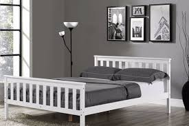Cheap Wooden Ottoman Bed