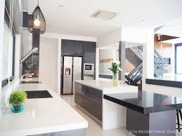 Foyer Home Design Modern Meridian Interior Design And Kitchen Design In Kuala Lumpur