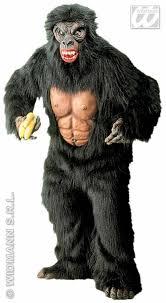 King Kong Halloween Costume Carnival Costumes King Kong Plush Fancy Dress