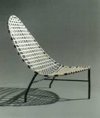 Richard Frinier Brown Jordan by John Caldwell For Brown Jordan Mai Tai Chair 1957 Aluminum And