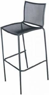 wrought iron outdoor bar stools foter