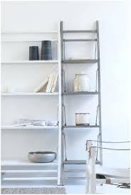 5 Tier Bookshelf Ladder Leaning Bookshelf Ikea Ikea Metal Shelf Ladder Shelving Leaning