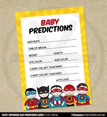 marvel baby shower baby shower invitations image is loading gender reveal