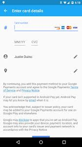 how to add your credit debit loyalty and gift cards to android