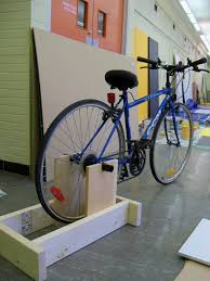 Recumbent Bike Desk Diy by Bikes Diy Bike Rollers Bike Rollers Vs Trainers How To Make An