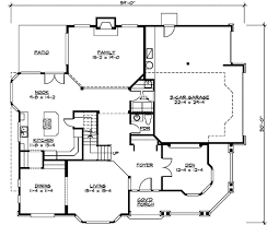 corner house floor plans craftsman style house plan 3 beds 2 50 baths 3130 sq ft plan