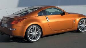 orange nissan 350z elia tuning for nissan 350z motor1 com photos
