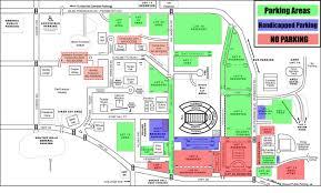 clemson stadium map my blog