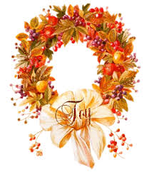 thanksgivinganimated graphics thanksgiving graphic animated wreath
