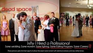 Professional Wedding Photography Why You Should Not Hire A Professional Wedding Photographer