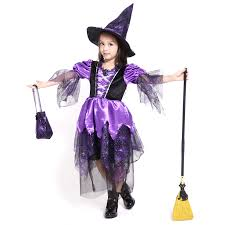 Girls Witch Halloween Costumes Cheap Witch Halloween Costumes Aliexpress