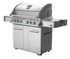 Backyard Grill 3 Burner Gas Grill by Amazon Com Napoleon Lex605rsbipss Propane Gas Grill Patio