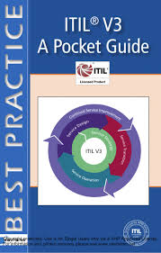 9789087531027 itil v3 a pocket guide