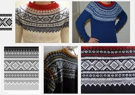 diamond pattern sweater name the design of norway marius my little norway